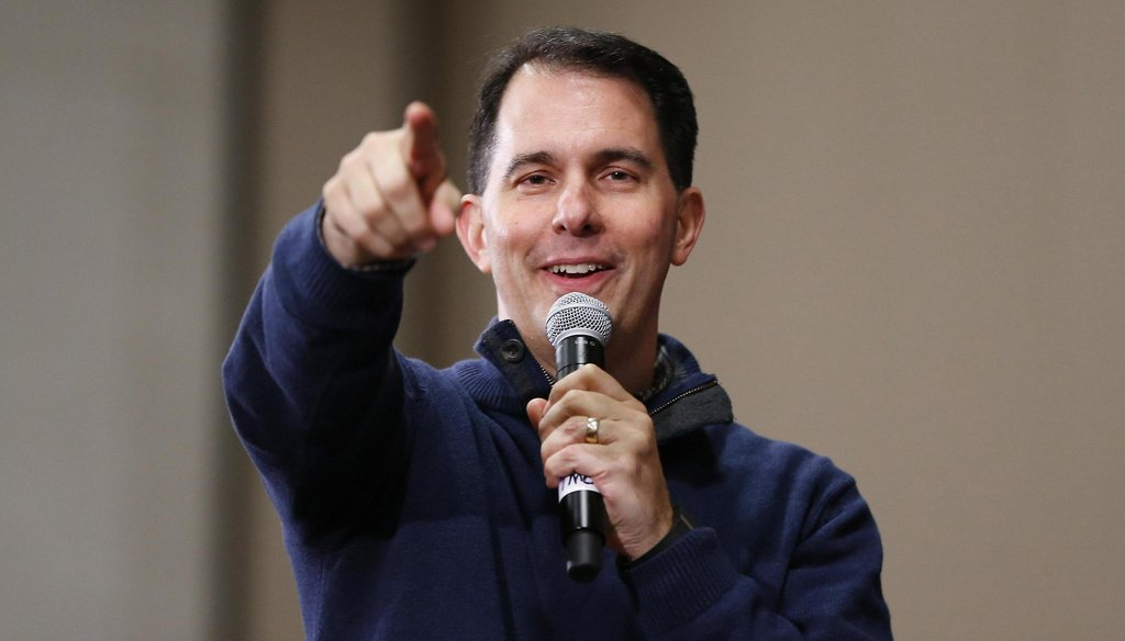 Among the campaign promises made by Gov. Scott Walker were two pledges not to do things. (Milwaukee Journal Sentinel)