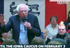 The Stump Speech Analyzer: Bernie Sanders