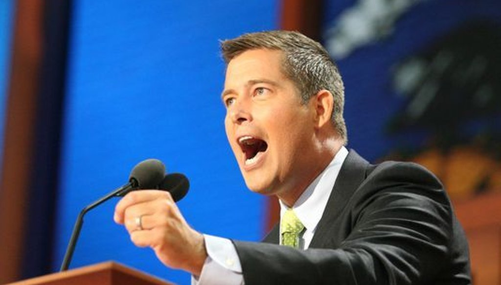 U.S. Rep. Sean Duffy, R-Wis., has criticized single-payer health care proposals for their cost. (Jeff Franko/USA Today)