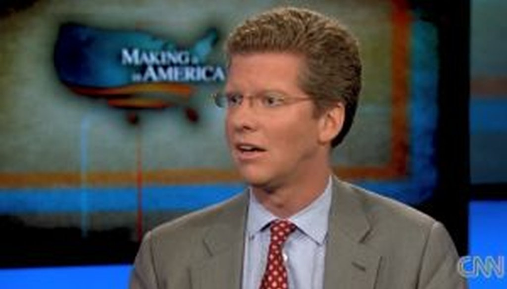 """Secretary of Housing and Urban Development Shaun Donovan appeared on CNN's """"State of the Union with Candy Crowley"""" on July 3, 2011. We checked a claim he made about housing prices."""
