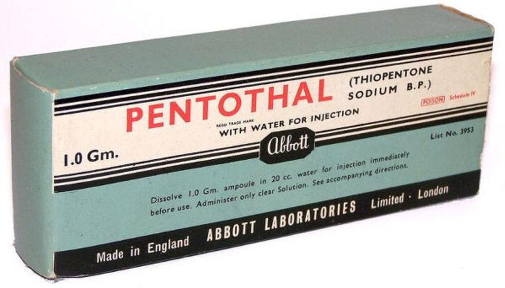 "It didn't take sodium pentothal -- a purported ""truth serum"" -- to get some politicians to speak accurately in 2014. Some did it of their own volition."