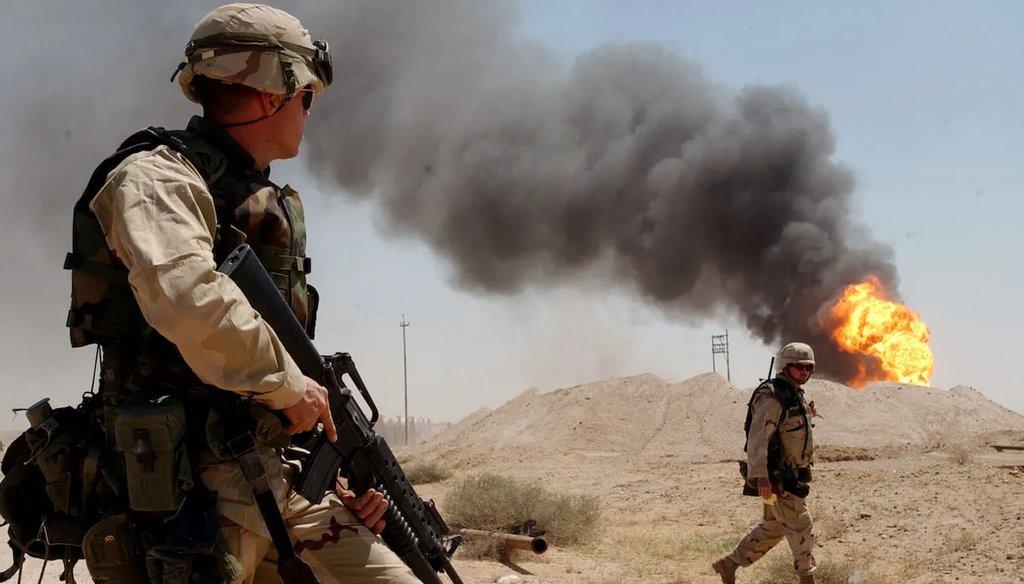 (Arlo K. Abrahamson/U.S. Navy/Getty Images)