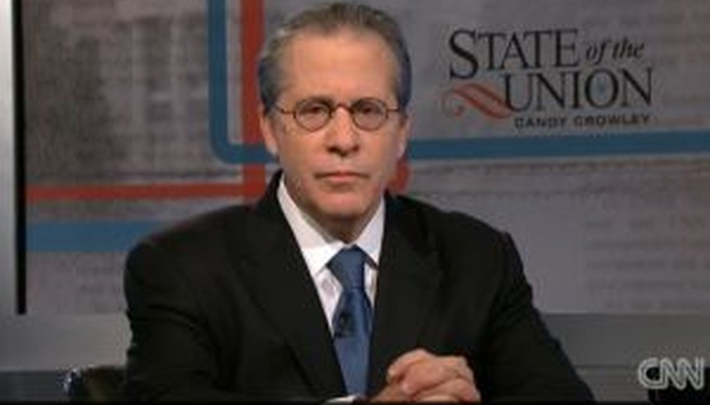 "Gene Sperling, a key economic adviser to President Barack Obama, appeared on the Jan. 5, 2014, edition of CNN's ""State of the Union."""