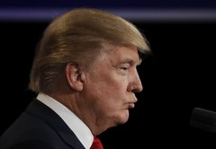 "Donald Trump dice que Hillary Clinton ""entregó"" quinta parte del uranio de EEUU a Rusia"
