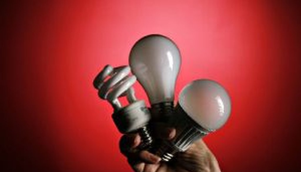 Compact fluorescent, incandescent and LED bulbs are all still available on the market. LEDs are the dominant technology, despite President Donald Trump's complaints about CFLs.