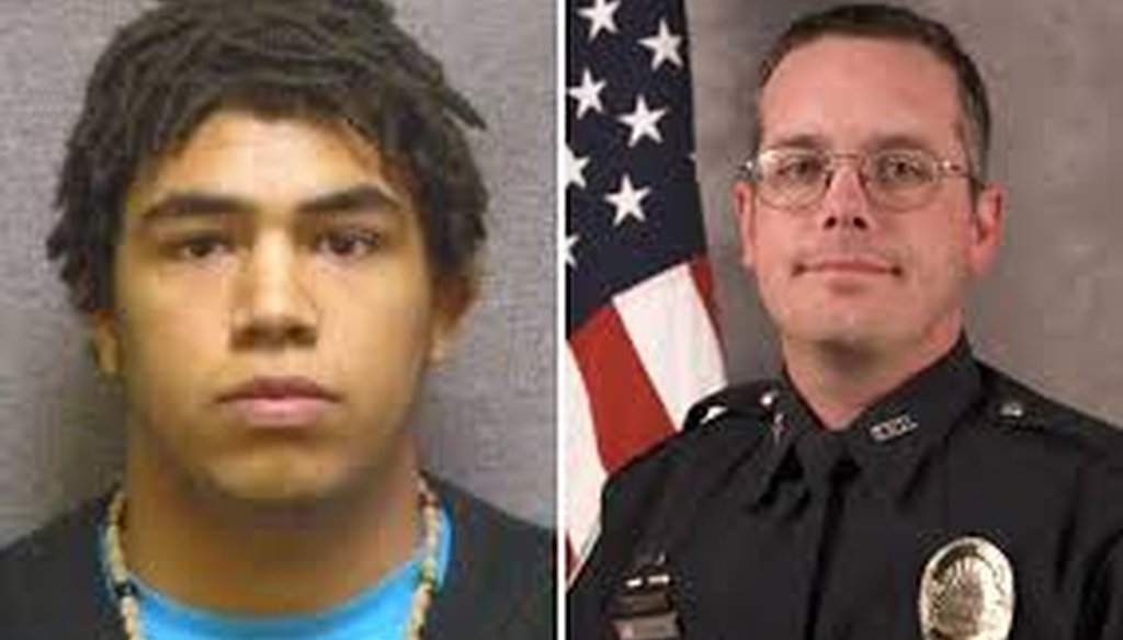 Tony T. Robinson was shot and killed by Madison police officer Matt Kenny inside a house on March 6, 2015, spurring large protests. The state Department of Justice investigated and no criminal charges were filed.