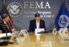 Fact-checking Trump's falsehoods about Hurricane Dorian