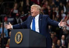 President Trump's memorable lines at Milwaukee rally fact-checked