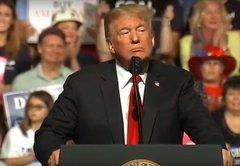 Fact-checking Donald Trump's rally in Wheeling, W.Va.