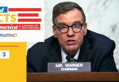United Facts of America: Sen. Mark Warner embarrassed by inaction on tech regulation