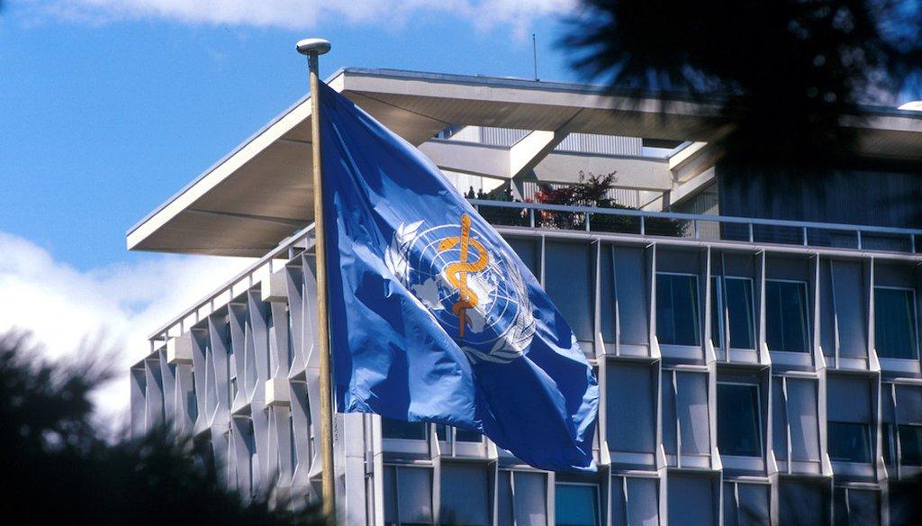 World Health Organization headquarters in Geneva, Switzerland. (WHO)