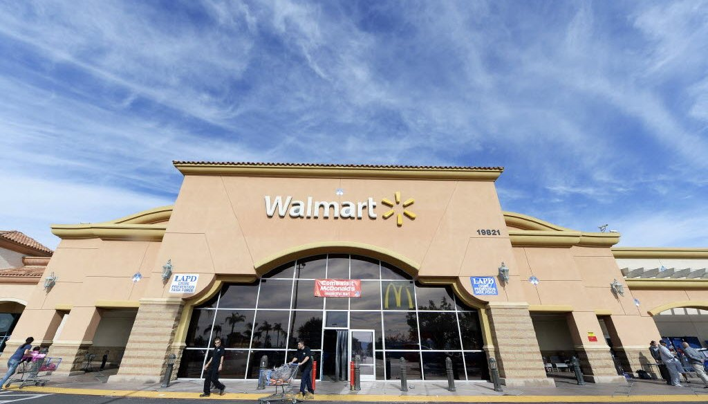 Walmart stores have given Sam Walton's heirs plenty of wealth.