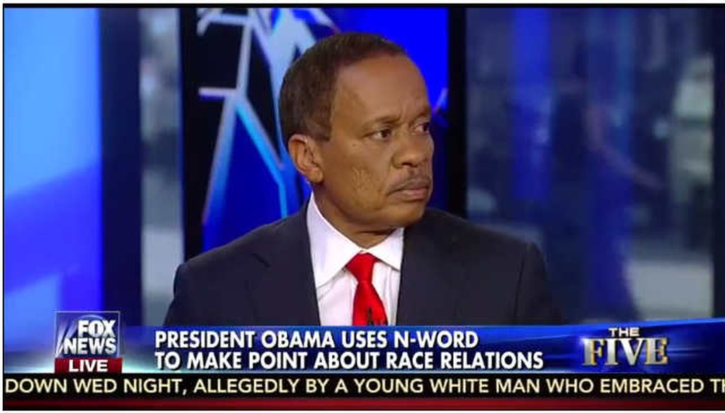 Fox News analyst Juan Williams argued that prejudice is widespread among whites. (Video screenshot)