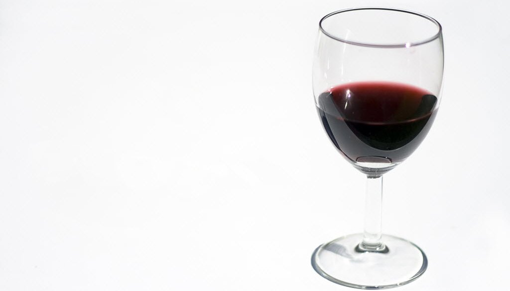 If the blood-alcohol concentration standard for drunken driving were changed to 0.05 from 0.08, could one glass of wine make a person drunk?