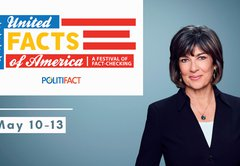 Join us LIVE May 10-13 for a virtual festival of fact-checking with Dr. Anthony Fauci