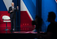 What Biden said during CNN town hall about China, Uyghur genocide