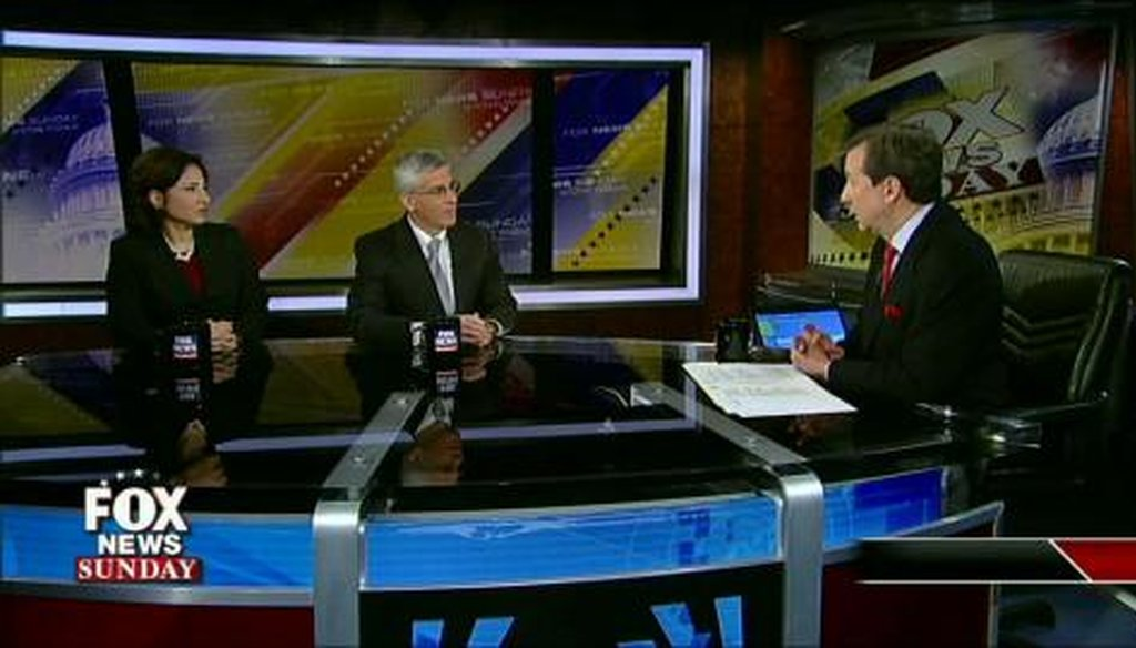 "Right-learning pundit James Capretta argued Obamacare is ""massive, massive income redistribution"" on ""Fox News Sunday"" on Dec. 1, 2013."