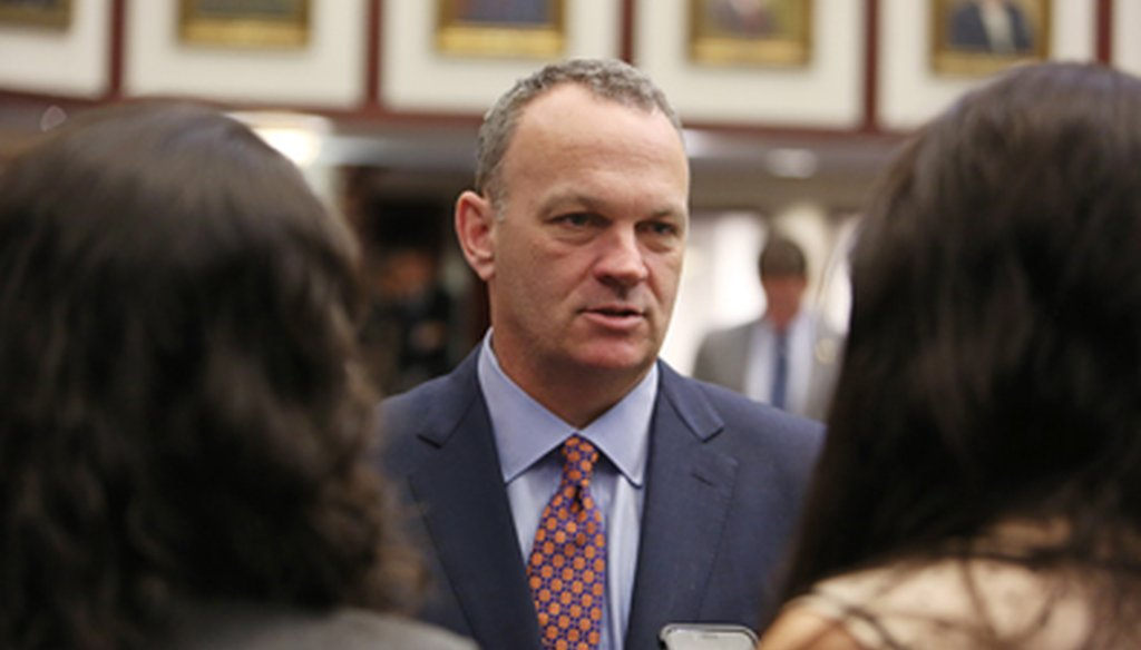 Rep. Richard Corcoran, R-Land O' Lakes, has been a vocal opponent of Medicaid expansion in the 2015 Legislative session. (Times file photo)