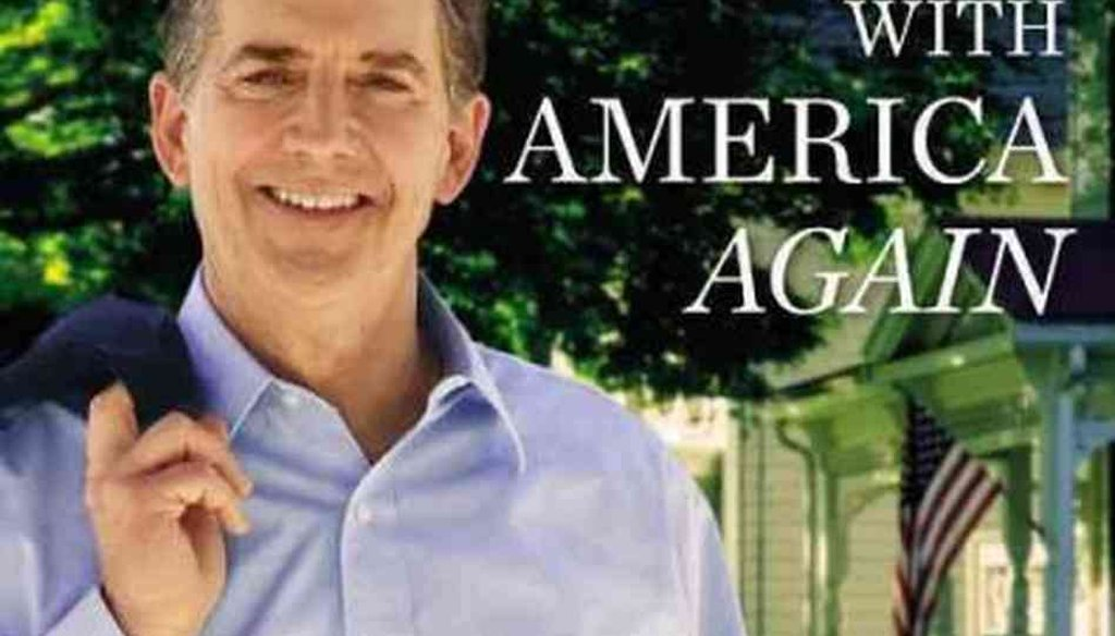 """Jim DeMint's new book, """"Falling in Love With America Again."""""""