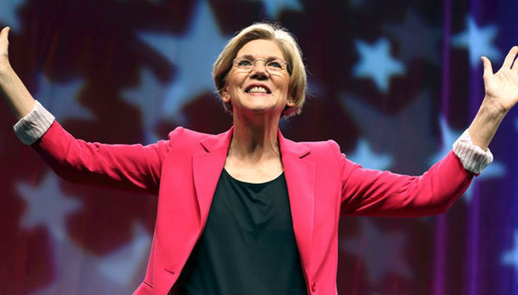"""Elizabeth Warren appears on ABC's """"This Week"""" Sunday to promote her book, but we expect plenty of talk about 2016 presidential politics."""
