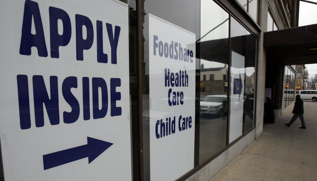 A food stamps office served residents on Milwaukee's south side. JS file photo