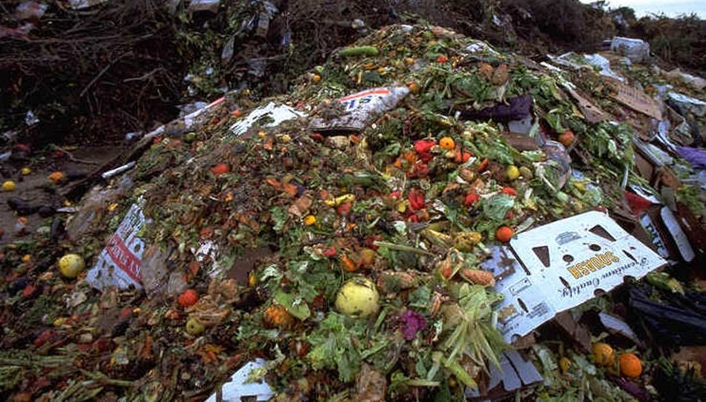 Eliminating global food loss would save an estimated 250 cubic kilometers of water. (LEF)