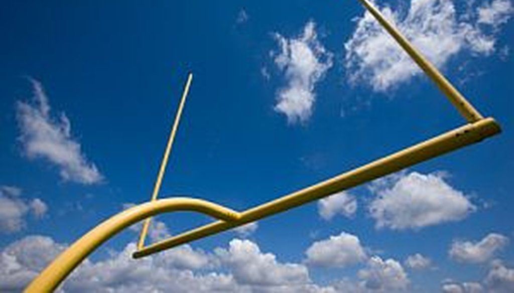 Democrats charge Republicans with moving the goalpost.