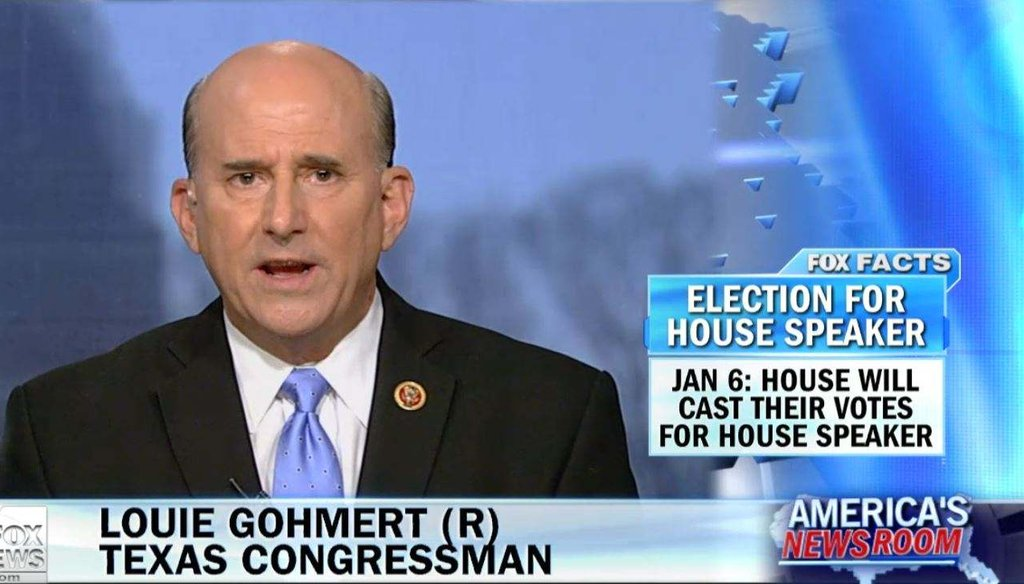 """On Fox News Jan. 5, Rep. Louie Gohmert, R-Texas, said Obama has """"not proposed one thing that would change"""" the fact that Warren Buffett pays a lower tax rate than his secretary."""