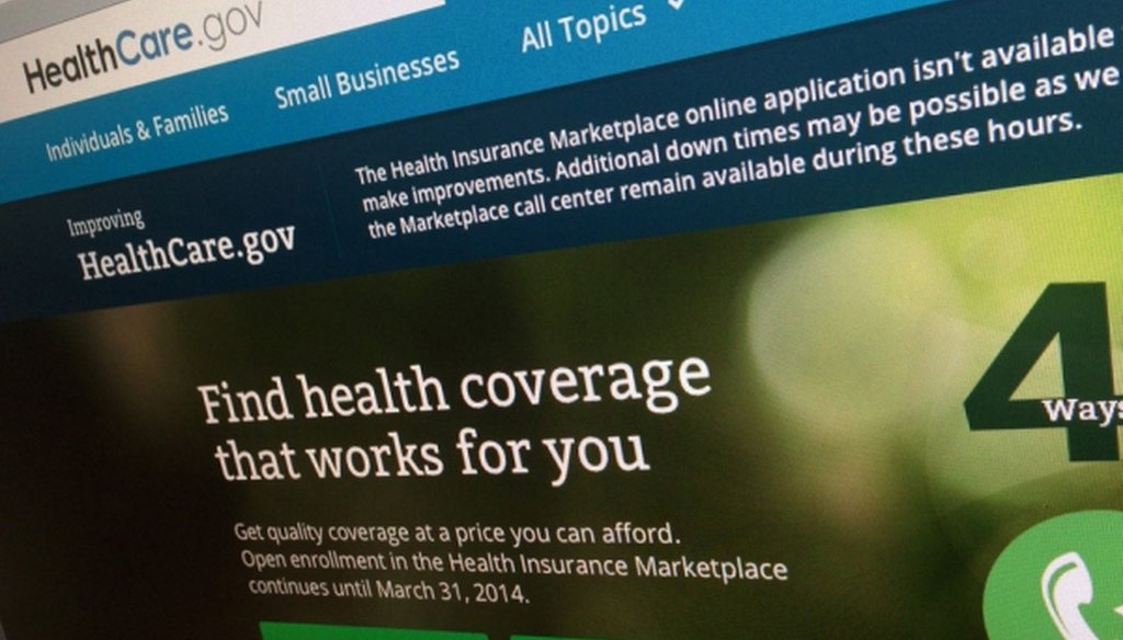 How much did the healthcare.gov website cost, and how well does it work? We took a closer look. (AP/Jon Elswick)