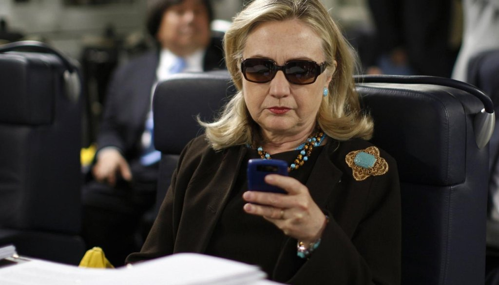 Hillary Clinton continues to face criticism for using a private email during her time as Secretary of State.