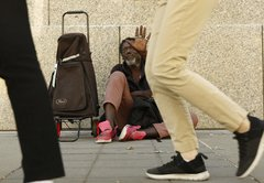 Fact-checking claims on California's unsheltered homeless population