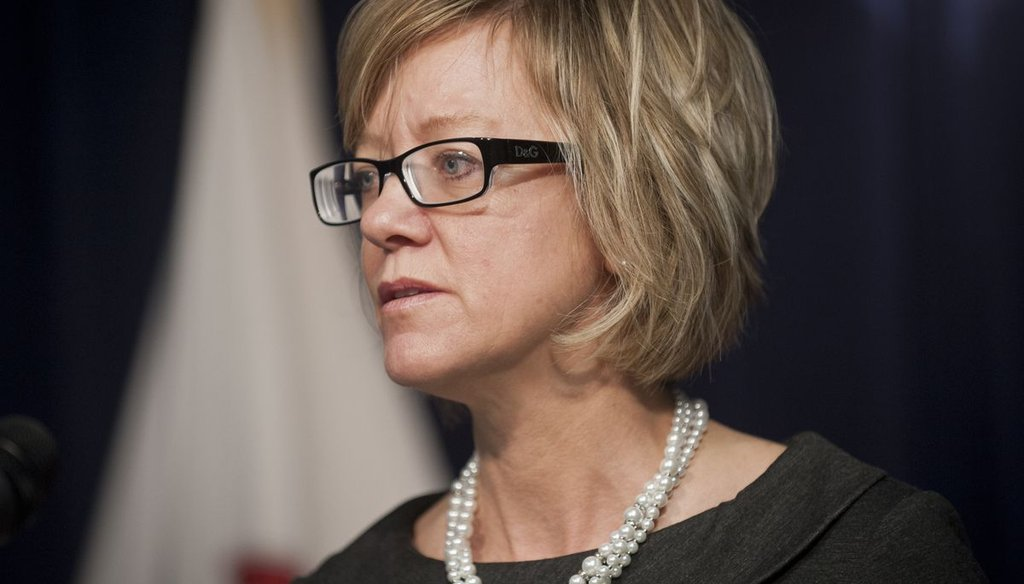 Former state Rep. Jeanne Ives. Rich Hein/Sun-Times