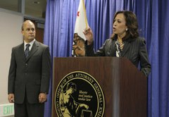What Kept Kamala Harris So 'Cautious' As California's Attorney General?