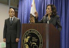 What Kept Kamala Harris So 'Cautious' As California's Attorney General?