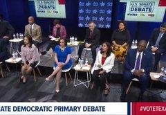 Fact-checking the Democratic U.S. Senate debate in Texas