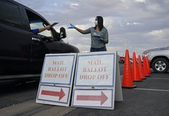 Much has changed since Jimmy Carter's report on fraud in mail voting