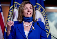 Why false claims about Nancy Pelosi being drunk keep going viral — even though she doesn't drink
