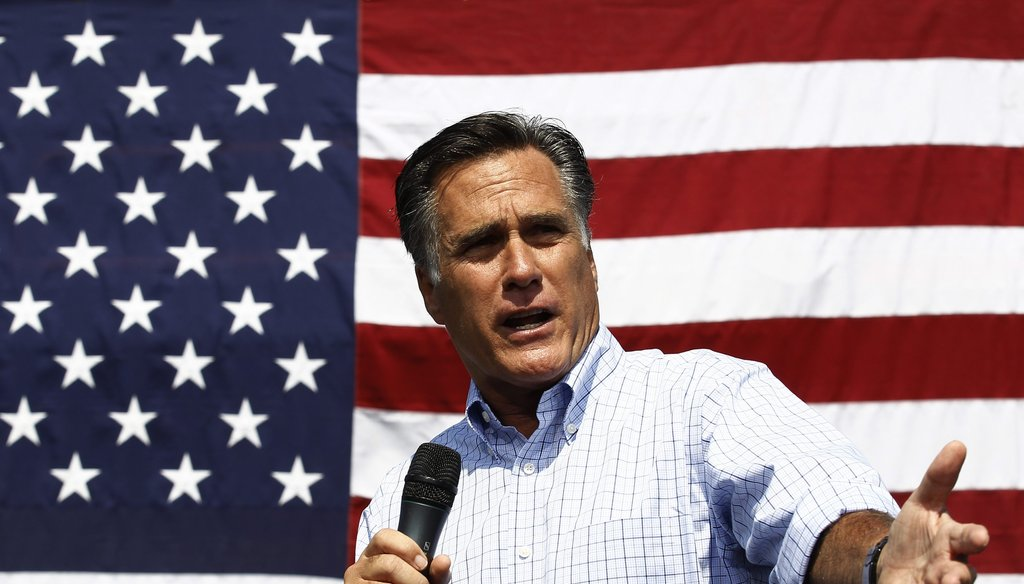 Mitt Romney returns to the Sunday show lineup on March 23. (Photo/Reuters)