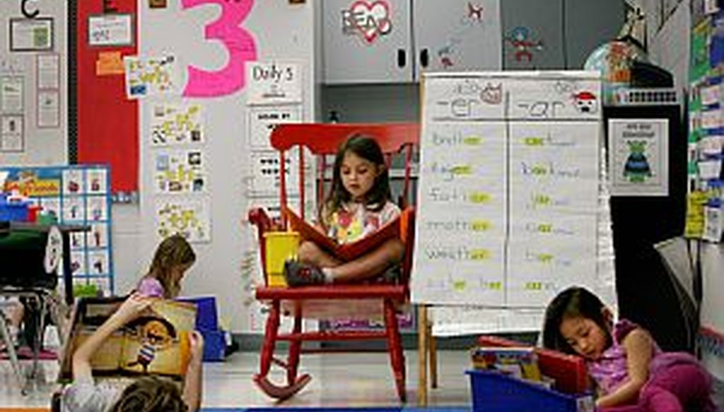 New standards for schools -- called the Common Core -- have been getting a lot of attention lately. (Tampa Bay Times photo)