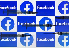 False vaccine claims persist on Facebook, despite a ban. Here's why