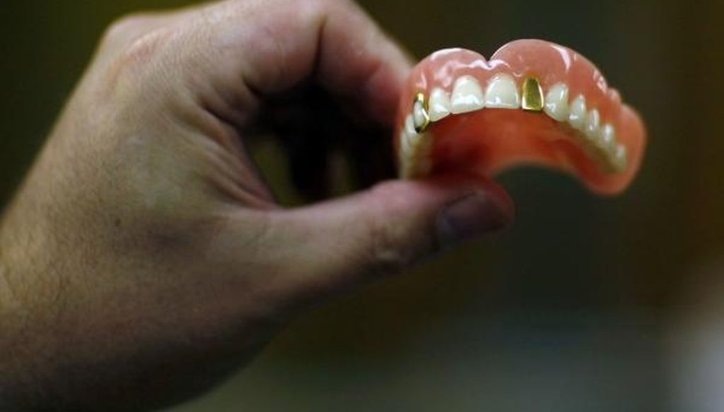 A bill that was recently passed out of the House Judiciary Committee would get rid of the denture transport law. (Getty Images)