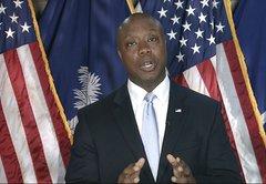Fact-checking Sen. Tim Scott's GOP response to President Joe Biden