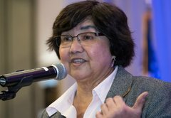 Greg Abbott ad about 'too liberal' Lupe Valdez looks mostly factual