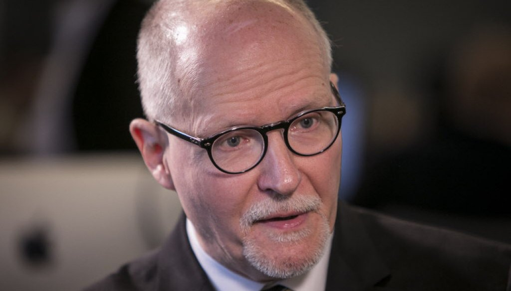 Former Chicago Public Schools CEO and mayoral candidate Paul Vallas. (Chicago Sun-Times file photo)