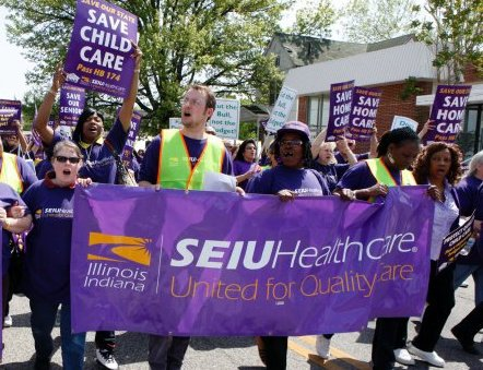 SEIU Healthcare Illinois & Indiana