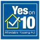Yes on 10  campaign