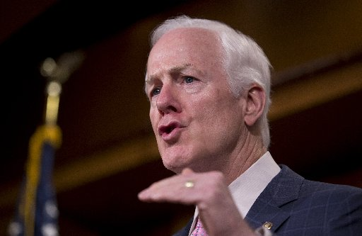 U.S. Sen. John Cornyn, R-Texas, might not have a super-high profile. But he's getting some Truth-O-Meter attention (Associated Press photo, July 2015).
