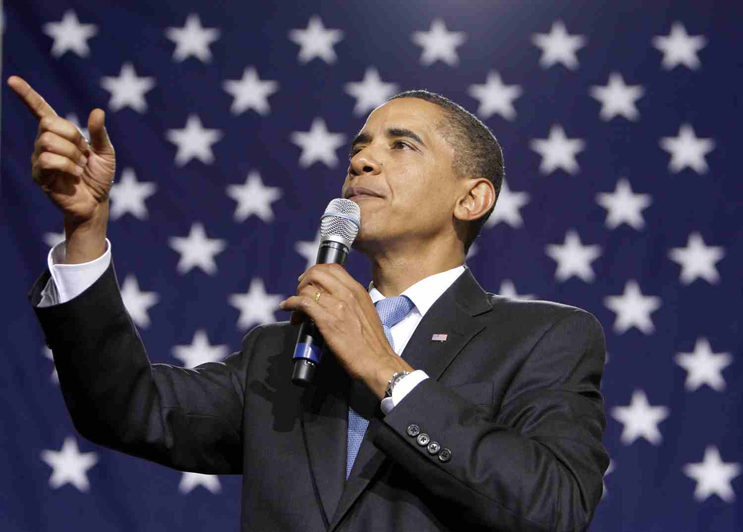 We've been fact-checking Barack Obama since PolitiFact's launch in 2007. (AP Photo)