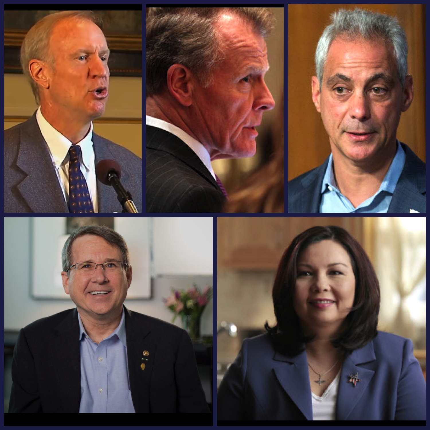 PolitiFact Illinois will research and rate newsworthy claims and assertions made by politicians, public figures and pundits in Illinois.