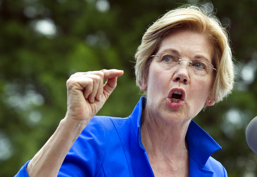Sen. Elizabeth Warren, D-Mass., is working to defuse an issue that has dogged her for years, her claims of Native American heritage, ahead of a possible run for president in 2020. (AP/Cliff Owen, File)